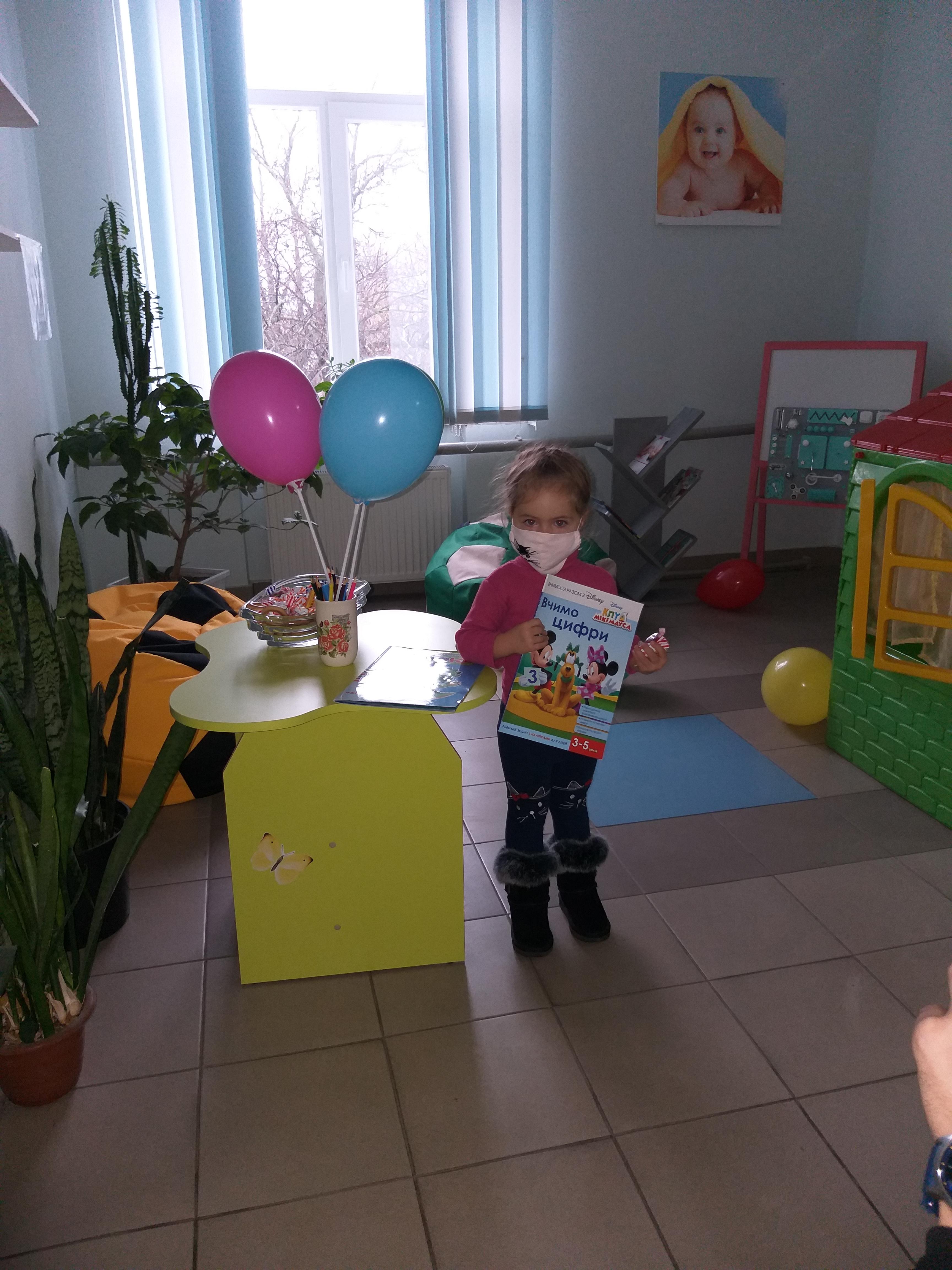 Облаштування дитячих локацій для найменших пацієнтів створює затишну атмосферу, фото-1